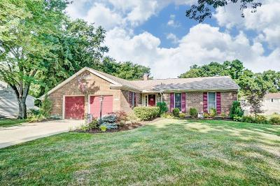 West Chester Single Family Home For Sale: 7857 Red Fox Drive