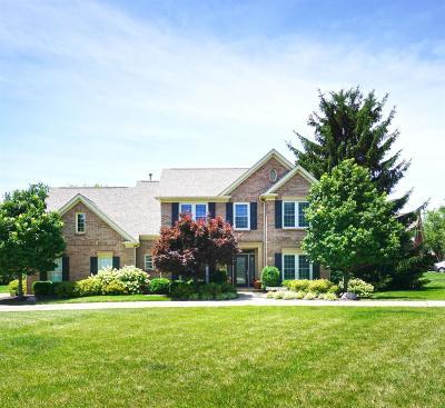 Single Family Home For Sale: 1037 W Bridlepath Lane