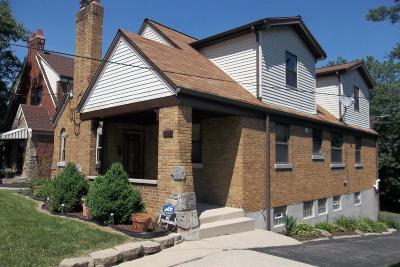 Single Family Home For Sale: 1034 Rutledge Avenue