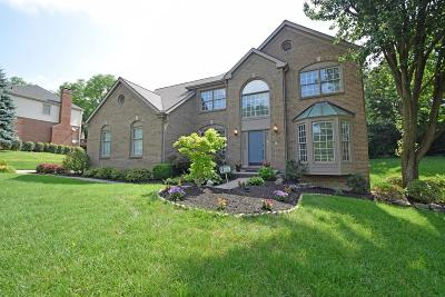 Blue Ash Single Family Home For Sale: 11170 Huntwicke Place
