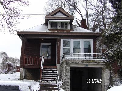 Single Family Home For Sale: 548 Maple Avenue