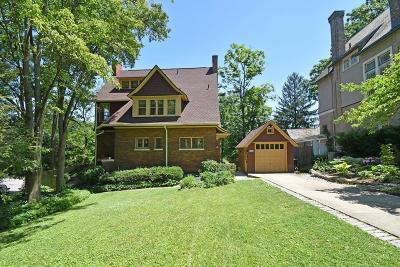 Single Family Home For Sale: 3440 Bishop Street