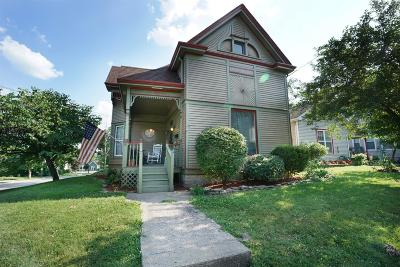 Single Family Home For Sale: 461 E Mulberry Street