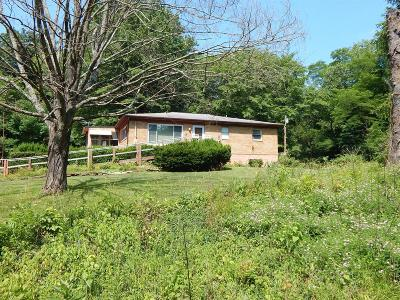 Single Family Home For Sale: 5136 Middleboro Road
