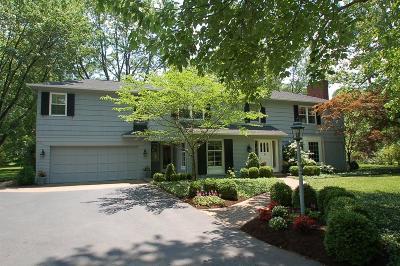 Single Family Home For Sale: 6748 Camaridge Place