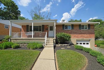 Single Family Home For Sale: 466 Grandin Avenue