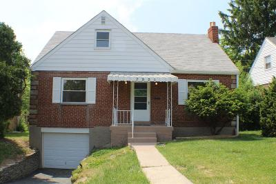 Single Family Home For Sale: 7921 Daly Road