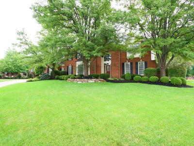 Montgomery Single Family Home For Sale: 8653 Hetheridge Lane