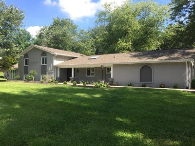 Montgomery Single Family Home For Sale: 9526 Croton Drive