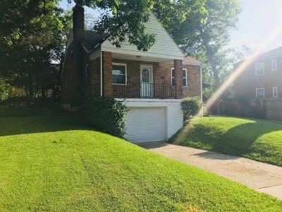Single Family Home For Sale: 1639 Pasadena Avenue