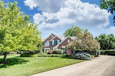 Single Family Home For Sale: 5046 Plantation Court