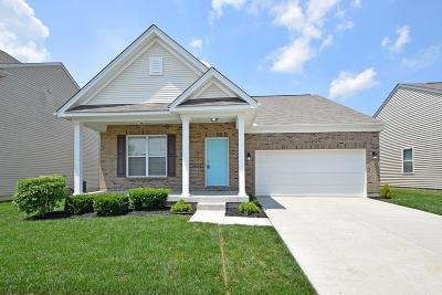Single Family Home For Sale: 543 Hafton Court