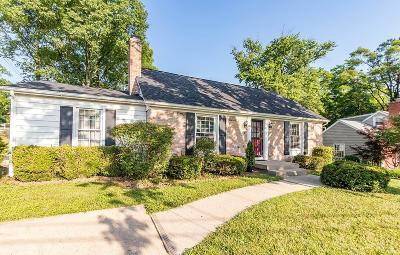 Oxford Single Family Home For Sale: 100 Hilltop Road
