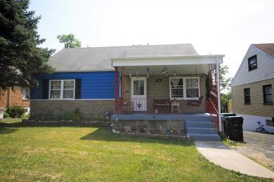 Single Family Home For Sale: 976 Seibel Lane