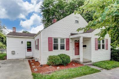 Mason Single Family Home For Sale: 402 W Main Street