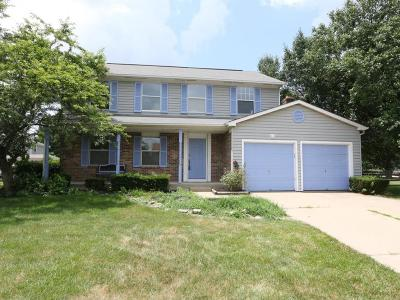 West Chester Single Family Home For Sale: 7643 Devonwood Drive