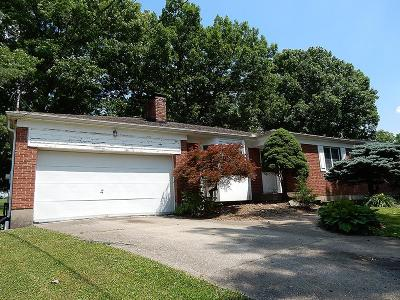 Colerain Twp Single Family Home For Sale: 6670 Gaines Road