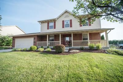 Fairfield Single Family Home For Sale: 3314 Shoshoni Court