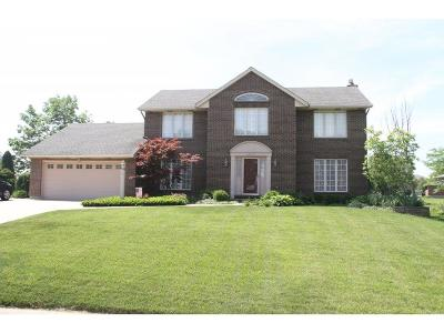 Liberty Twp Single Family Home For Sale: 4879 Pinnacle Court