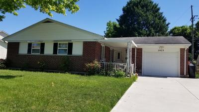 Fairfield Single Family Home For Sale: 2623 Urmston Avenue