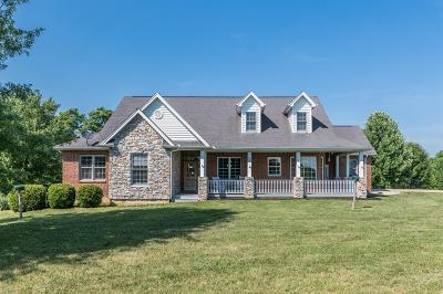 Clermont County Single Family Home For Sale: 1019 Hill Top Lane
