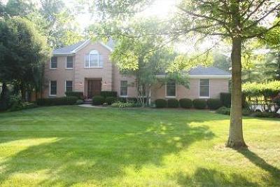 Montgomery Single Family Home For Sale: 10400 Grand Oaks Lane