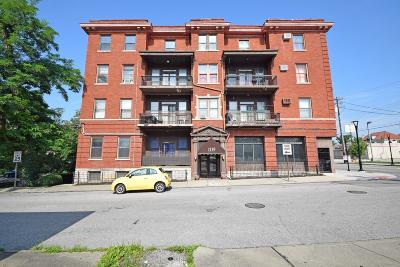 Cincinnati Condo/Townhouse For Sale: 1119 E McMillan Avenue #F