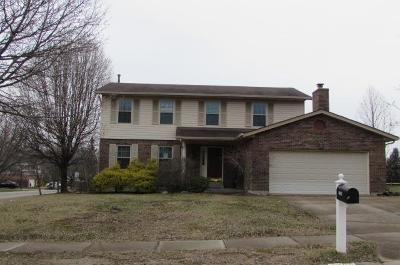 Fairfield Single Family Home For Sale: 2388 Brick House Lane