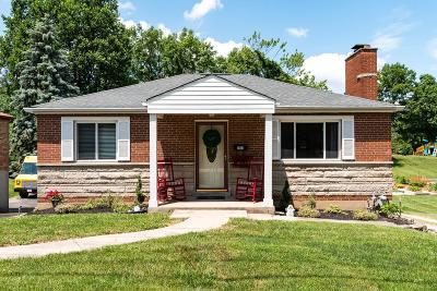 Colerain Twp Single Family Home For Sale: 3466 W Galbraith Road