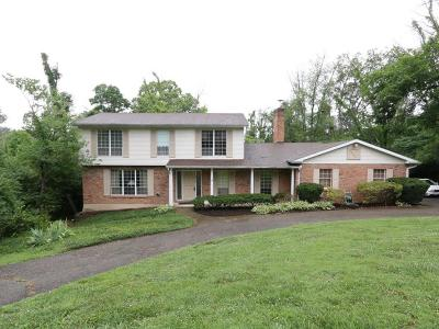 Fairfield Single Family Home For Sale: 5649 Green Oak Drive