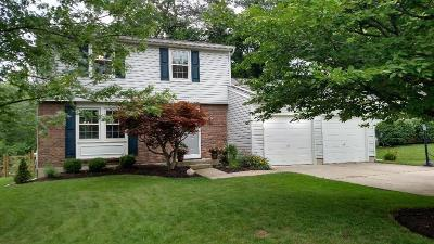 Mason Single Family Home For Sale: 8367 Winding Trail Place
