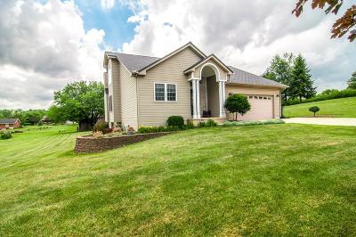 Preble County Single Family Home For Sale: 167 Finland Drive