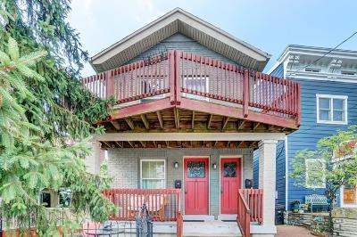 Mt. Adams Multi Family Home For Sale: 1027 Celestial Street
