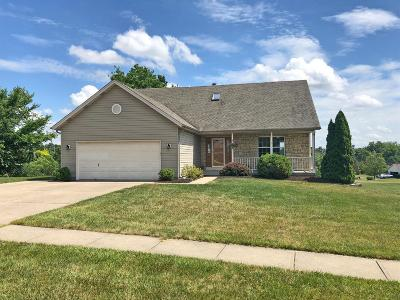 Liberty Twp Single Family Home For Sale: 4851 Meadow Vista Court