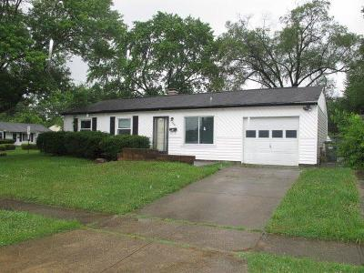 Colerain Twp Single Family Home For Sale: 3081 Deshler Drive
