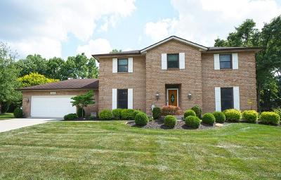 Fairfield Single Family Home For Sale: 2419 Oaktree Drive