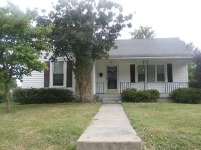 Hamilton Single Family Home For Sale: 738 Millikin Street