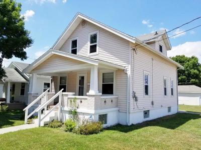 Hamilton Single Family Home For Sale: 896 Weller Avenue