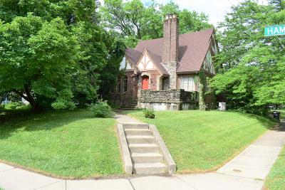 Cincinnati OH Single Family Home Sale Pending: $136,900