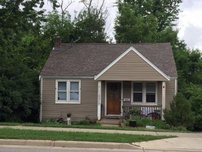 Blue Ash Single Family Home For Sale: 9278 Blue Ash Road
