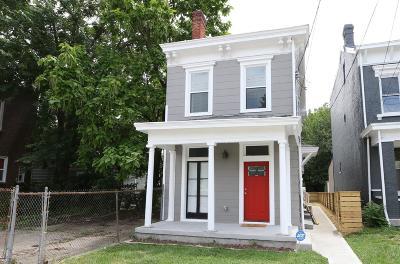 Cincinnati Single Family Home For Sale: 1549 Chase Avenue