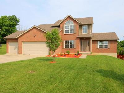 Fairfield Single Family Home For Sale: 5722 Blackfoot Court