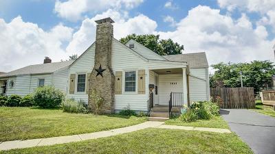 Hamilton Single Family Home For Sale: 2641 Andrew Avenue