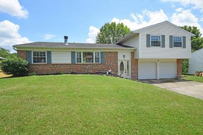 Fairfield Single Family Home For Sale: 6158 Ricky Drive