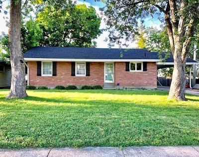 Hamilton Single Family Home For Sale: 959 Timberman Avenue