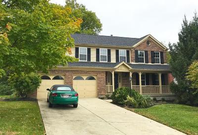 Fairfield Single Family Home For Sale: 3316 Woodside Drive