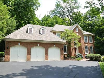 Indian Hill Single Family Home For Sale: 7422 Drake Road