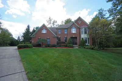 Symmes Twp OH Single Family Home For Sale: $525,000