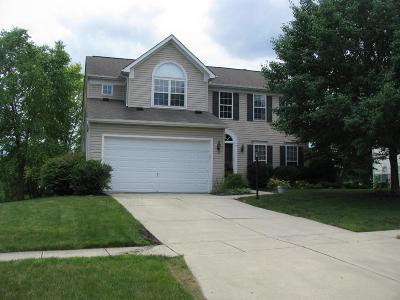 Liberty Twp Single Family Home For Sale: 7931 Celestial Circle