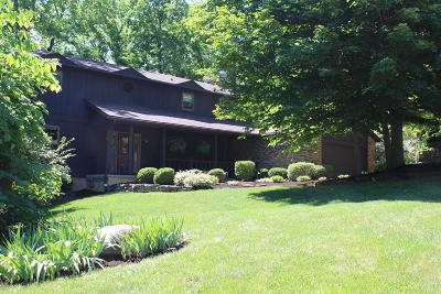 West Chester Single Family Home For Sale: 9855 Tall Timber Drive